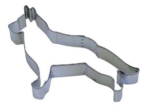 German Shepherd Cookie Cutter