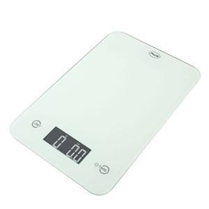 American Weigh Scales ONYX-5K-WT Thin Digital Kitchen Scale Wht by American Weigh Scales