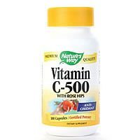 Vitamin C And E Supplements