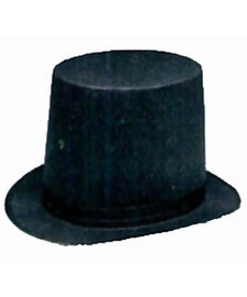 Abe Lincoln Felt Stovepipe Hat