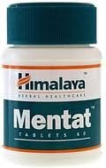 Mindcare/Mentat From Himalaya 3 Bottle Of 60 Tablets