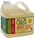 Aloe Vera: W/99.8% Aloe Juice, 1 Gal