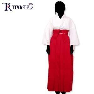 【TRAnTRIpオリジナル】巫女 衣装セット サイズ:M