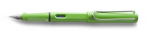 LAMY サファリ 万年筆(EF) 2012年限定色 グリーン L13GN-EF
