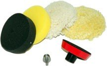 """Spot Polishing 4"""" Inch COMPLETE KIT (FOR USE WITH ANY DRILL OR ROTARY)"""