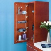 Door Mount Vanity Organizers, Rev-a-Shelf 5CLR Series