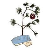 Peanuts Charlie Brown Christmas Tree With Linus' Blanket, 18 In