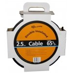 Gallagher G627014 Electric Fence 12.5-Gauge Heavy Duty Underground Cable, 65-Feet