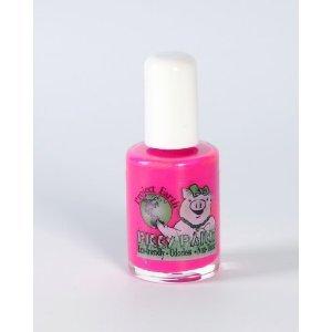 Piggy Paint Non-toxic Nail Polish (Project Earth LOL - Neon Magenta)