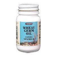 Wheat Germ Oil GelCaps 6 Minim 100 GelCaps Viobin USA