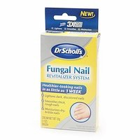 Dr. Scholls Fungal Nail Revitalizer System - Kit