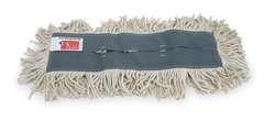 Tough Guy 1TZF5 Dust Mop, Cut End, Sz 48 In, Gray