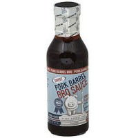 Pork Barrel Sweet BBQ Sauce 12 oz. (Pack of 6)
