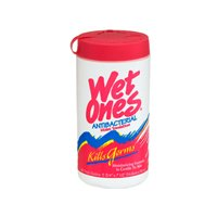 Antibacterial Face Wipes front-864691