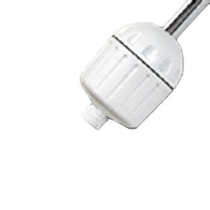 Universal White High-Output Shower Filter