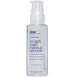Bliss Lid+Lash Wash Makeup Remover 3.7 oz