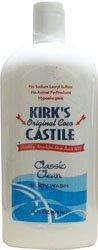Kirk\'s Natural Coco Castile Body Wash -- 16 fl oz
