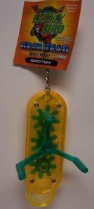 Cheap Lucky Bird Toys Gear Head 12in Length Small Bird Toy (251-00044)