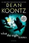 img - for What the Night Knows (Random House Large Print) [Large Print] Publisher: Random House Large Print; Lrg edition book / textbook / text book