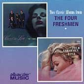 4 - Two Classic Albums from The Four Freshmen (Voices In Love/Love Lost) - Zortam Music
