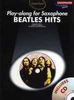 Guest Spot Beatles Hits Sax CD (Book & CD)