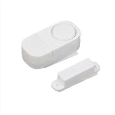 6 Wireless Home Doors Windows Security Entry Alarm System - Easy To Install Free Battires!! front-725925