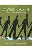 A Child's World: Infancy Through Adolsescence