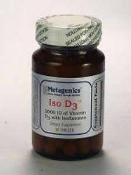 Metagenics - Iso D3 2000 Iu 90 Tabs