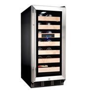 Built In Wine Cooler Cabinet front-30846
