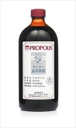 サンフローラ 高濃度5年熟成プロポリス液 500ml ファミリーサイズ