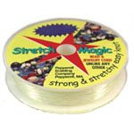 Stretch Magic Clear, 0.7mm, 25 meter spool