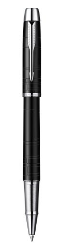 Nueva oferta Bolígrafo de tinta gel de punta fina cromado con caja Parker IM Premium