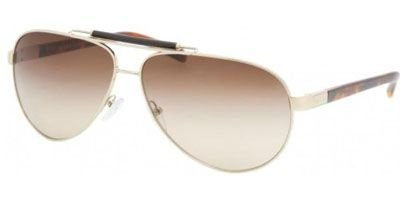 3403c0f0ca61 GLASSES REVIEW  Bargain Prada Sunglasses SPR54N LIGHT GOLD ZVN6S1