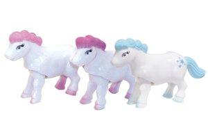 PRETTY PONY Wind Up Toy - It Gallops! - 1