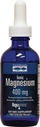 Trace Minerals Research Magnésium 400mg ionique
