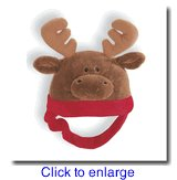 Holiday Wearabouts Moose Hat - Buy Holiday Wearabouts Moose Hat - Purchase Holiday Wearabouts Moose Hat (Gund, Toys & Games,Categories,Pretend Play & Dress-up,Costumes,Masks & Hats)