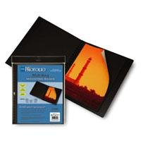 Itoya Art Profolio black MOUNTING BOARD refills for multi-ring 11x17 albums - 11x17