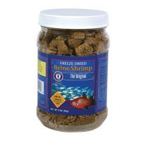 Freeze Dried Brine Shrimp 1 gallon