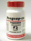 Intensive Nutrition - Preg-Cap 50 mg 90 caps