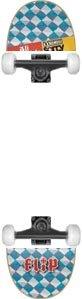 Flip Boulala Animation Reg Complete Skateboard - 7.63 w/Black Trucks