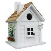 Home Bazaar Trellis Cottage Birdhouse