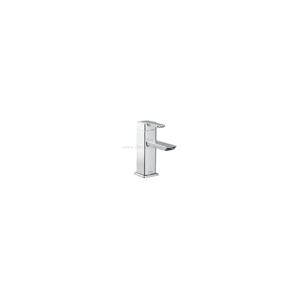 Moen Moen CA6700 Low Lead Single Handle Centerset Lavatory Faucet CA6700BN Brushed Nickel