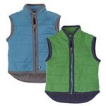 Organic Padded Gilet