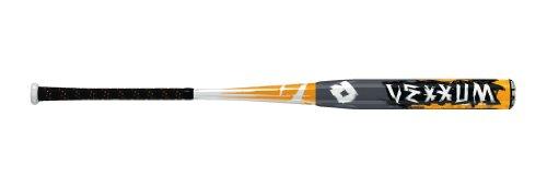 Demarini Vexxum-11 Baseball Bat (Black/White, 30-Inch/19-Ounce)
