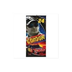 Jeff Gordon Nascar Banner by SLC