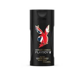 Playboy gel douche london 250ml- (for multi-item order extra postage cost will be reimbursed)