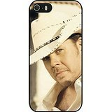 iphone-5-5s-case-gary-allan-hat-sunlight-look-shirt-cell-phone-case-cover-for-iphone-5-5s