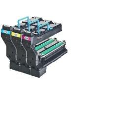 Toner cartridge 1710604-006 yellow 12k, for magicolor 5440dl, 5450 (1710604-006)