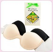 Dimrs Breast Assured Backless/Strapless Stick-on-bra Black A