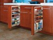 Rev-A-Shelf 432-VF30-3 Vanity Filler - Wood - Maple-Natural